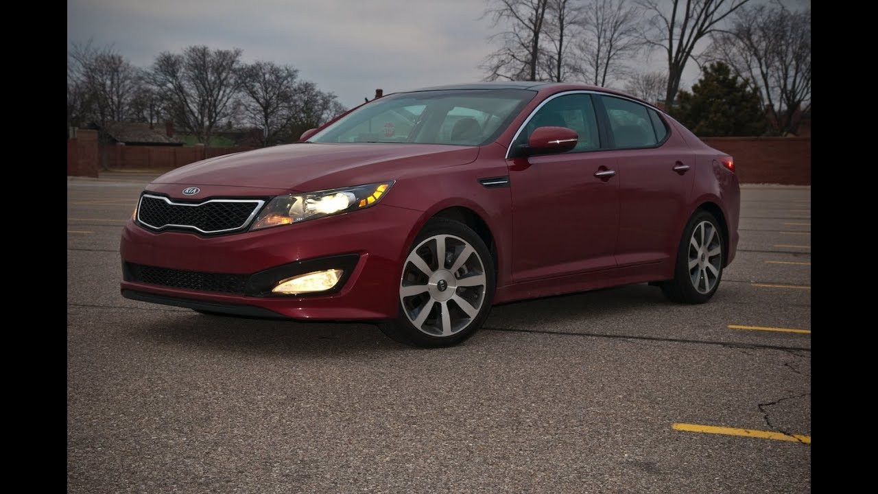 Charming Reviewed: 2012 Kia Optima Turbo