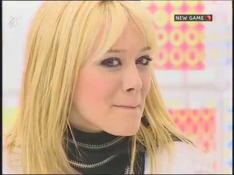 Hilary Duff  T4 Popworld