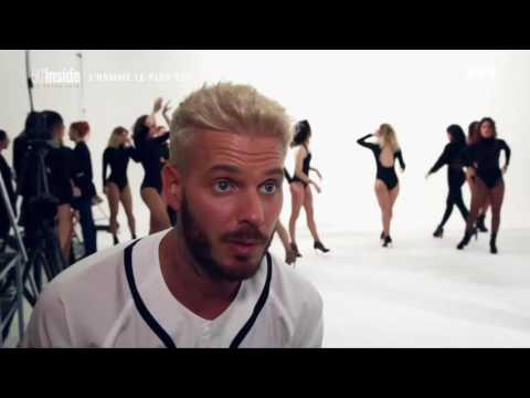 REPLAY - 50 mn Inside, L'homme le plus sexy 2016 : Matt Pokora (TF1, 31/12/2016)