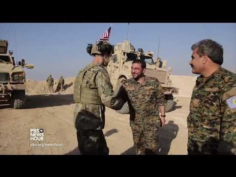 Fight against ISIS over, fight for Syrian territory ramps up