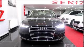 AUDİ A6 ULTRA MATRİX LED FAR