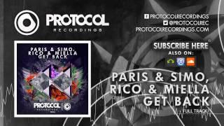 Paris & Simo, Rico & Miella - Get Back (OUT NOW)