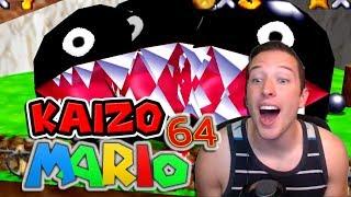Super Mario 64...Except It's Ridiculously Hard | Kaizo Mario 64