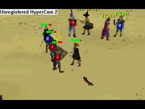 runescape: battle arena