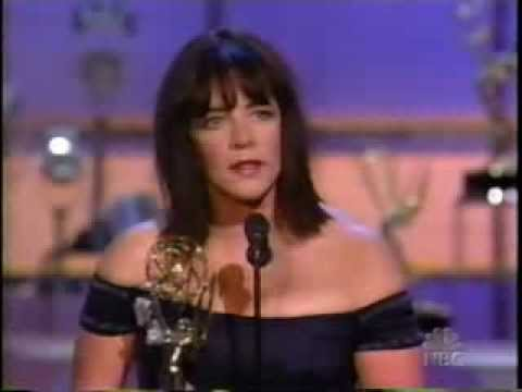 Stockard Channing Wins 2002 Emmy Award For Supporting Actress In A