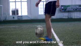 1. FreefootTV - Чеканка мяча (Juggling)