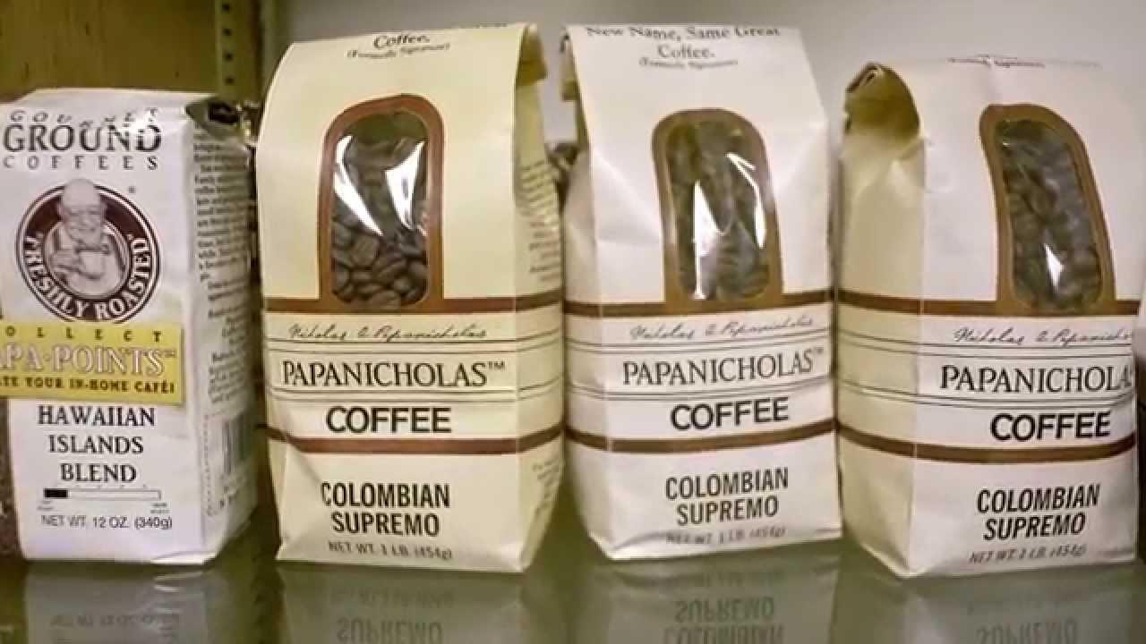 Locally Grown - PapaNicholas Coffee, Batavia, IL