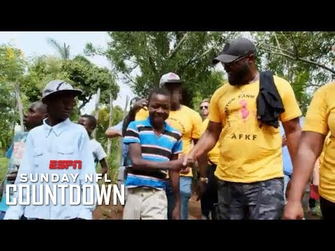Mike Tomlin joins the search to rescue trafficked children | NFL Countdown | ESPN