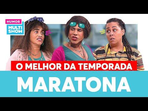 🔴 ESTREIA: MARATONA TÔ DE GRAÇA | Melhores Momentos Da TEMPORADA! | Humor Multishow