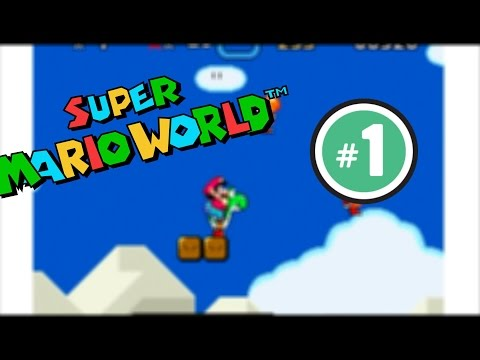 Super Mario World | POOR YOSHI [#1]