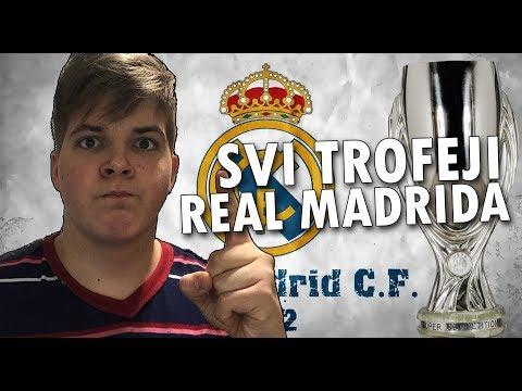 SVI TROFEJI REAL MADRIDA !?