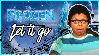 Repeat youtube video Frozen - Let It Go - Tay Zonday
