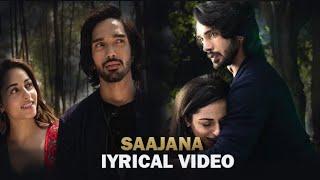 SAAJNA  (Duet Version ) Lyrics – Nazar | New Tv Serial Song Star Plus