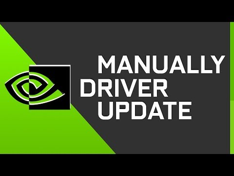 How Do I Manually Update My Nvidia Driver in Windows 10