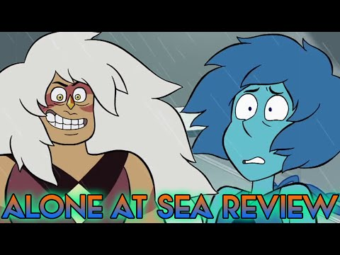 ALONE AT SEA [Steven Universe Review] Crystal Clear Ep. 27