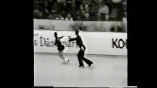 1975 Europeans Irina Rodnina & Alexander Zaitsev LP