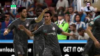 Huddersfield Town vs. Chelsea | FIFA 18 Video Commentary