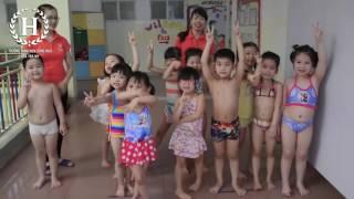 Một ngày của bé - Trường mầm non song ngữ Hoa Trà My