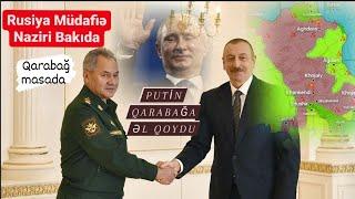 Putin Qarabağa rəsmən əl qoydu; Moskvadan göndərilən tapşırıqlar dosyası