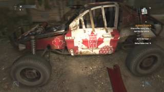 Secret Developer Paint Jobs - Dying Light Following DLC Secret Room