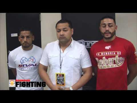 Interview Miguel Cruz y Samuel Figueroa