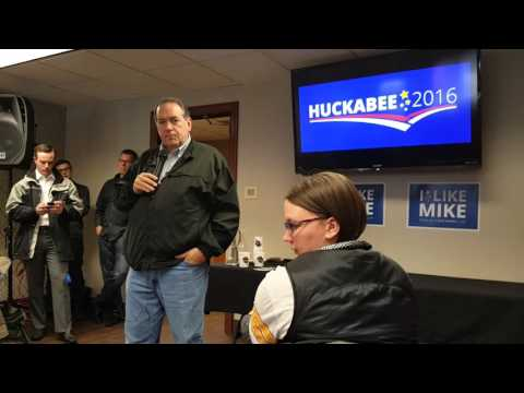 Mike Huckabee on Atheists, Establishment Clause