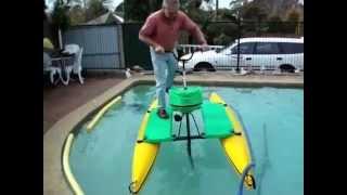 Hydrobike Assembly