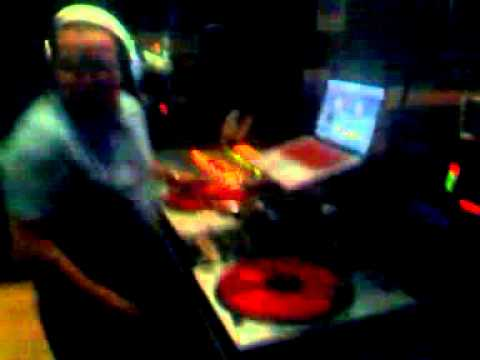 Pistol Pete on the radio with dj charlie chase