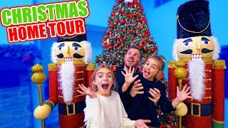 CHRISTMAS HOME TOUR ITARTE VLOGS