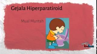 Parathyroid Glands and Hyperparathyroidism: Amazing Animation..