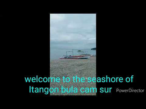 Beach! Vitamin Sea! Itangon Bula Cam Sur