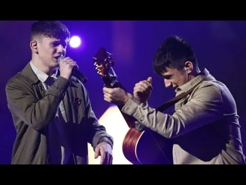 """Sean & Conor Price BRING THE HOUSE DOWN With George Michael's """"Freedom""""  The X Factor UK 2017"""