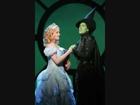 for good wicked duet sing elphaba 39 s part youtube. Black Bedroom Furniture Sets. Home Design Ideas
