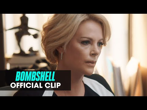 """Bombshell (2019 Movie) Official Clip """"Hotline"""" – Charlize Theron"""