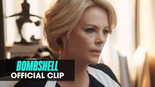 "Bombshell (2019 Movie) Official Clip ""Hotline"" - Charlize Theron"