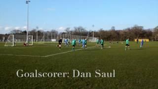 Southampton University FC 1s vs Bournemouth University FC 2s