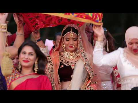 best entrance indian wedding