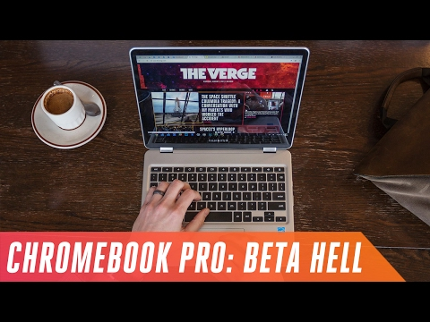Samsung Chromebook Pro: life in beta