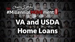 VA and USDA Home Loans