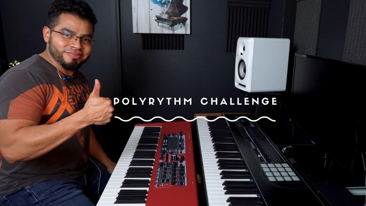 Polyrythm Challenge - Jesus Molina (Ejercicio Polirítmico)