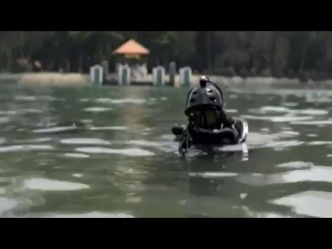 Diving Operations // Singapore Police Force [STAR] [FRENCH]