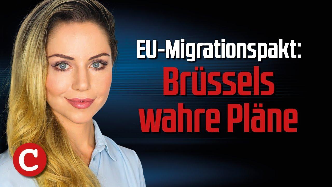EU-Migrationspakt: Brüssels wahre Pläne, Reichsbürger im Rathaus – Die Woche COMPACT