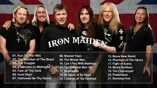 Iron Maiden greatest hits full album Best songs of Iron Maiden