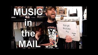 Music in the Mail | Thanks Ben!