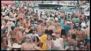Caribbean Beach Party Summer Festival Promo