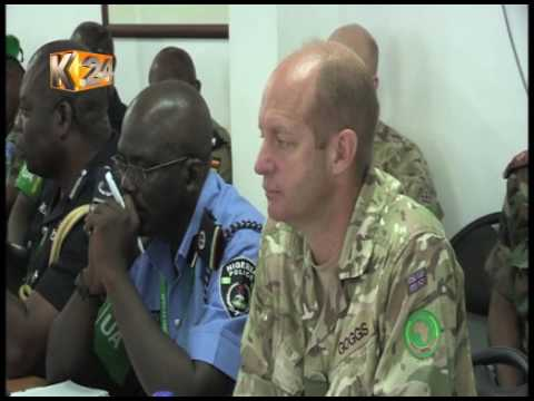 Amisom and Somali govt meet over transitioning security to Somali security forces