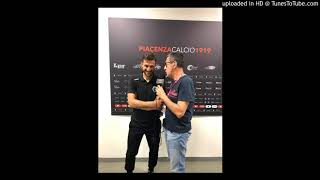 Alessio Dionisi dopo Piacenza - Imolese 1-2