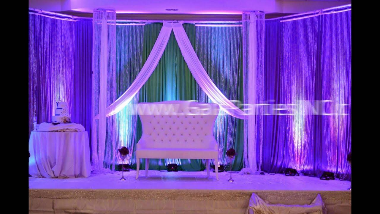 Punjabi Wedding Decor Buffalo NY