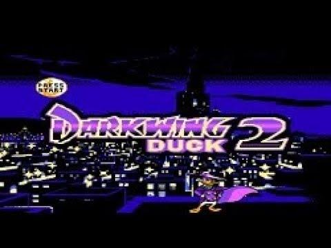 Полное прохождение (((Dendy))) Darkwing Duck 2 / Чёрный Плащ 2 Beta