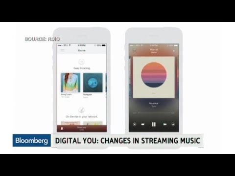 Digital You: The Changes in Streaming Music